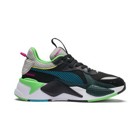 Thumbnail 5 of RS-X Toys JR, Puma Black-Blue Atoll, medium