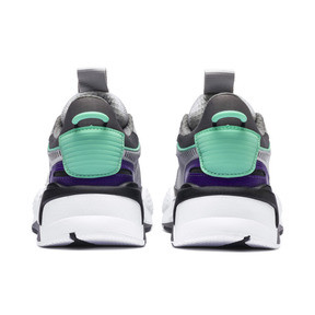 Thumbnail 3 of RS-X Tracks Youth Trainers, Gray Violet-Charcoal Gray, medium