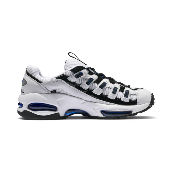 Cell Endura Patent 98 sneakers, Puma White-Surf The Web, large