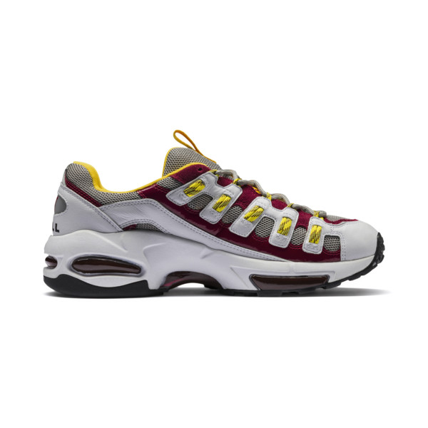 CELL Endura Patent 98 Men's Sneakers, Limestone-Cordovan, large