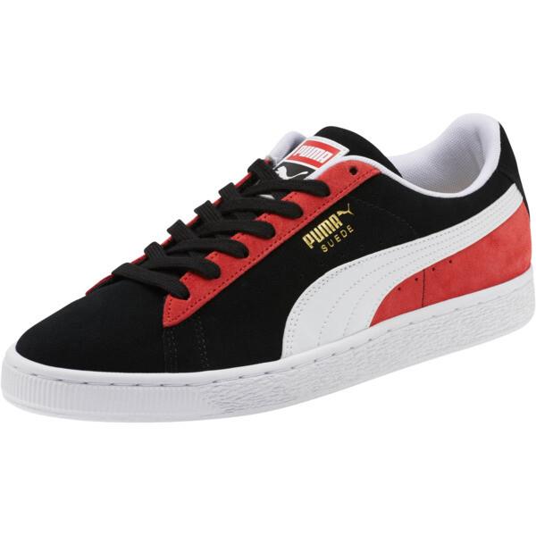 dad0cc99d Zapatos deportivos Suede Classic Kokono, Puma Black- White-High r Red,  grande