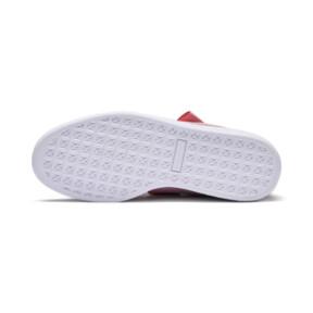 Thumbnail 3 of Basket Heart Woven Rose Women's Sneakers, Bridal Rose-Puma White, medium