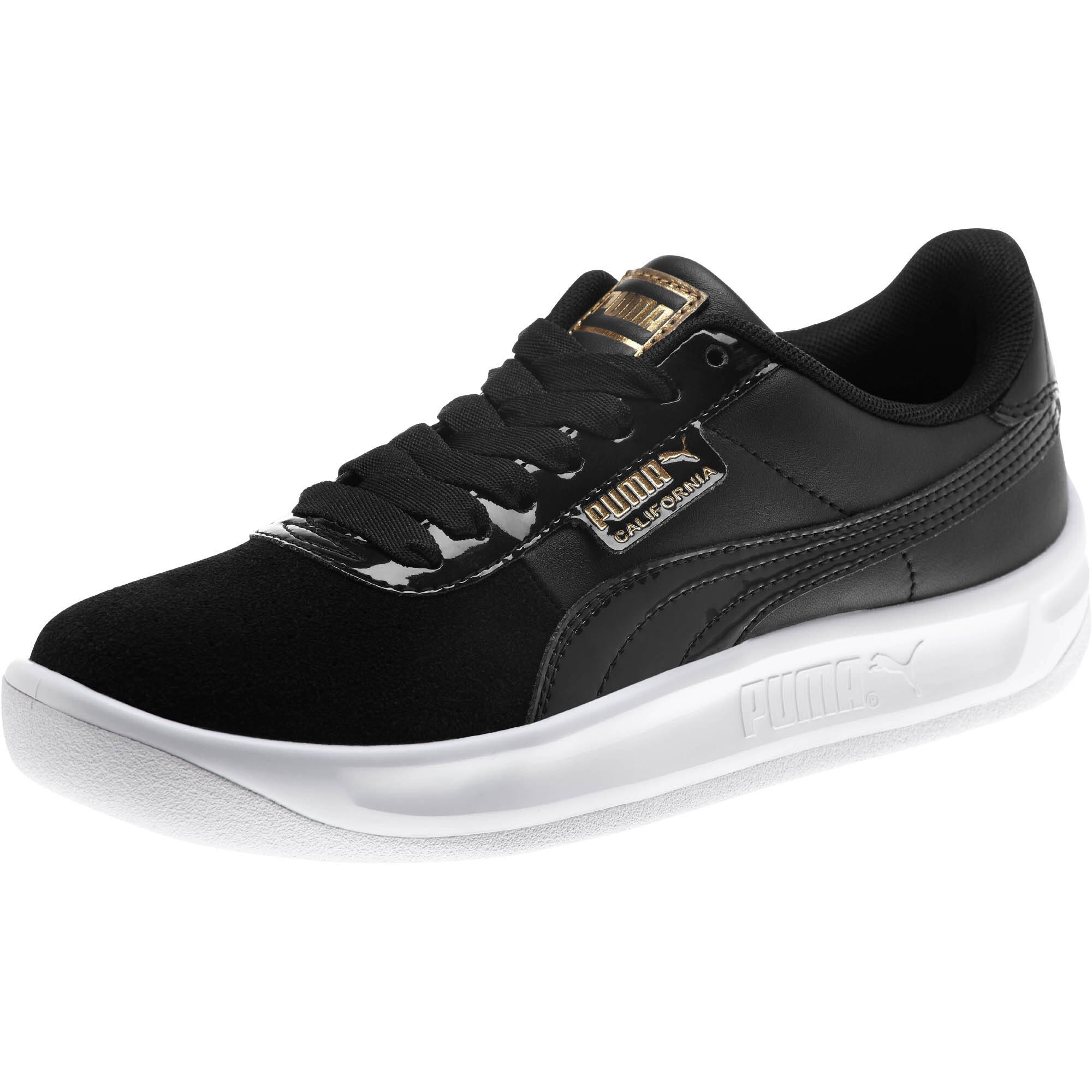 PUMA-Women-039-s-California-Monochrome-Sneakers thumbnail 4
