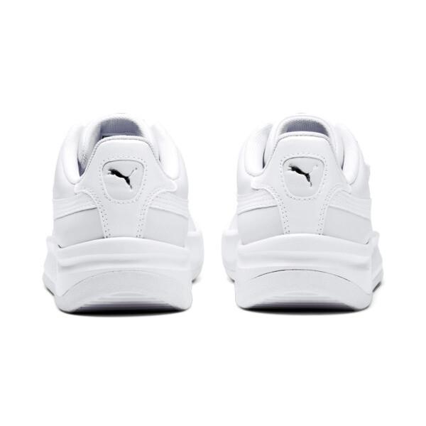 California Monochrome Women's Sneakers, Puma White-Puma Silver, large