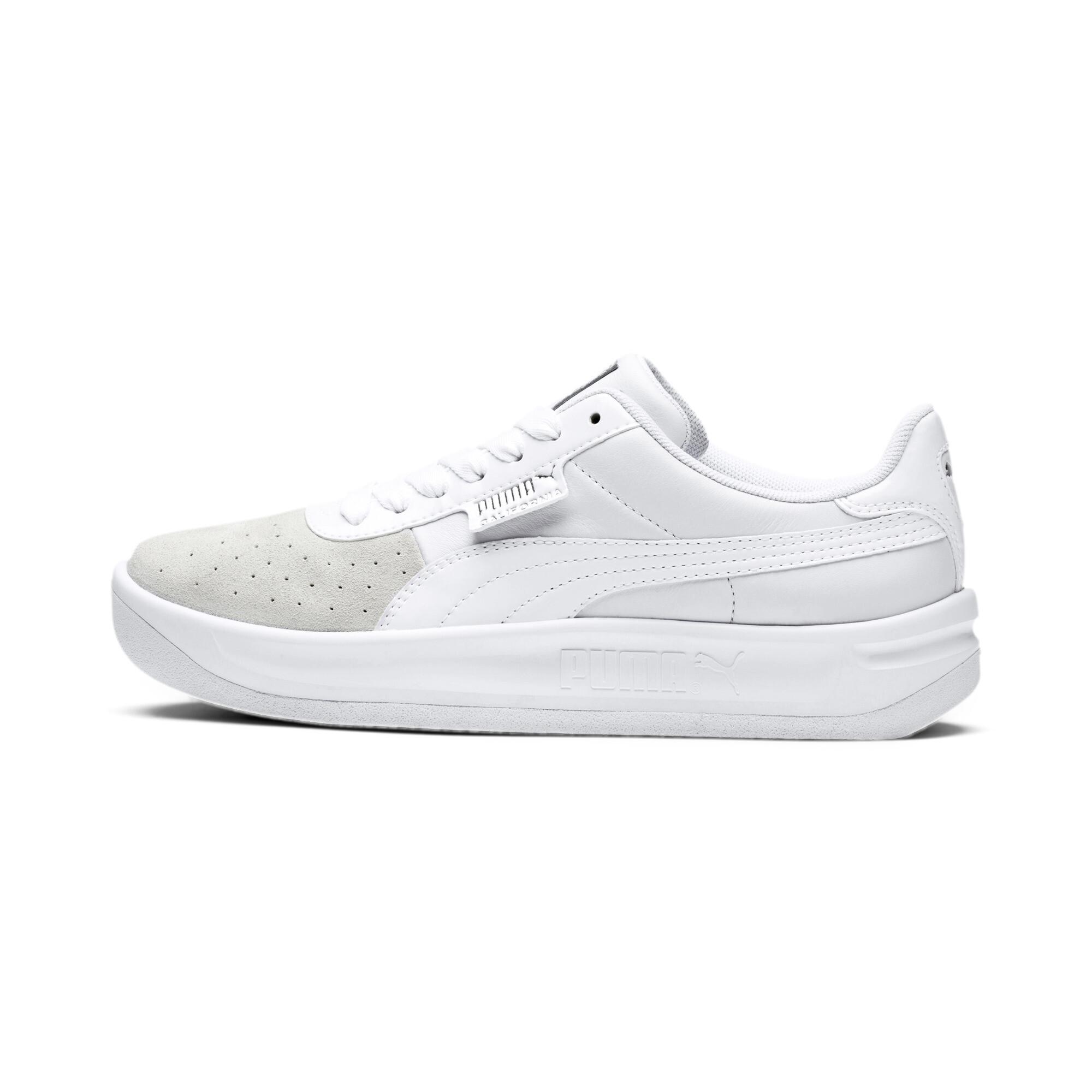 PUMA-Women-039-s-California-Monochrome-Sneakers thumbnail 9