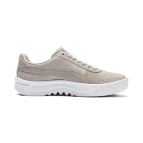 Thumbnail 6 of California Shimmer Women's Trainers, Silver Gray-Puma Silver, medium