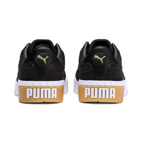 Thumbnail 3 of Cali Exotic Women's Trainers, Puma Black-Puma Black, medium