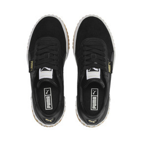 Thumbnail 6 of Cali Exotic Women's Trainers, Puma Black-Puma Black, medium