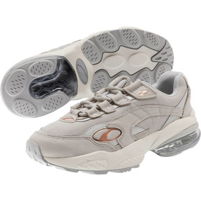 Thumbnail 2 of CELL Venom Patent Women's Sneakers, Gray Violet-Marshmallow, medium
