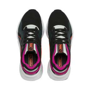 Thumbnail 7 of Nova Mesh Women's Trainers, Puma Black-Fair Aqua, medium