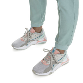 Thumbnail 2 of Nova Mesh Women's Trainers, Gray Violet-Peach Bud, medium