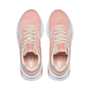 Thumbnail 7 of Nova GRL PWR Damen Sneaker, Peach Bud-Pearl Blush, medium