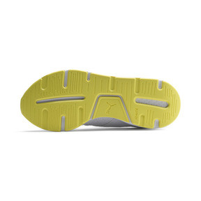 Thumbnail 4 of Muse Trailblazer Women's Trainers, Puma White-Blazing Yellow, medium