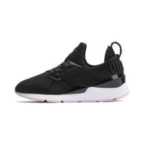 Thumbnail 1 of Muse Trailblazer Women's Sneakers, Puma Black-Pale Pink, medium
