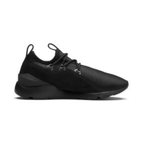 Thumbnail 5 of Muse 2 Women's Sneakers, Puma Black-Puma Black, medium