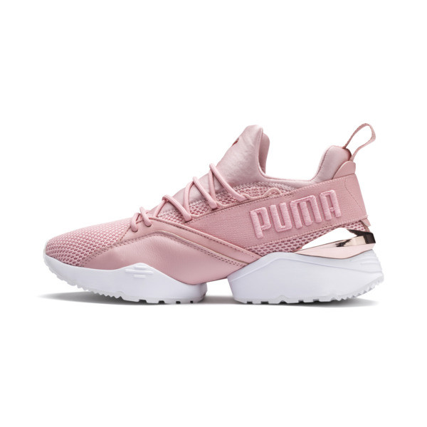 Muse Maia Metallic Rose Women's Sneakers