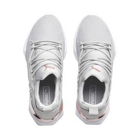 Miniatura 6 de Zapatos deportivos Muse Maia Metallic Rose de mujer, Gray Violet-Rose Gold, mediano