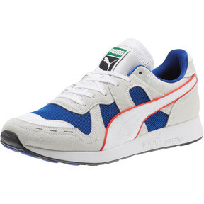Thumbnail 1 of RS-100 Core Sneakers, Puma White-Surf The Web, medium