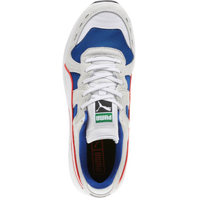 Thumbnail 5 of RS-100 Core Sneakers, Puma White-Surf The Web, medium