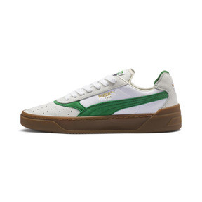 Thumbnail 1 of Cali-0 Vintage Sneakers, Puma White-Amazon Green-Gum, medium
