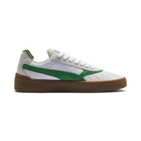Thumbnail 6 of Cali-0 Vintage Trainers, Puma White-Amazon Green-Gum, medium