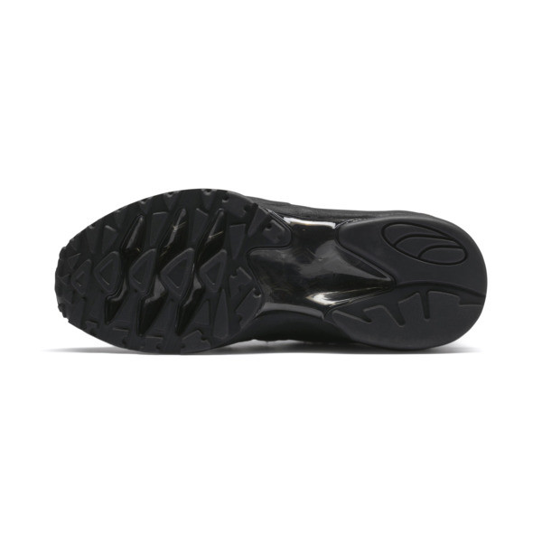 Cell Endura Reflective Trainers, Puma Black-Puma Black, large