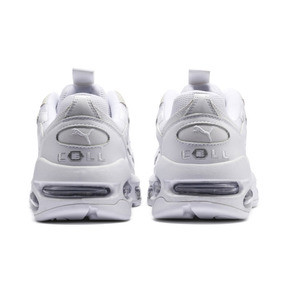 Thumbnail 4 of CELL Endura Reflective Sneakers, Puma White-Puma White, medium