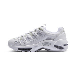 Thumbnail 1 of Cell Endura Reflective Trainers, Puma White-Puma White, medium