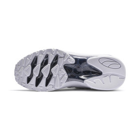 Thumbnail 5 of Cell Endura Reflective Trainers, Puma White-Puma White, medium