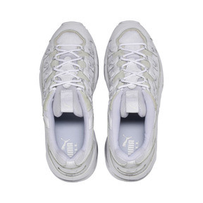 Thumbnail 7 of Cell Endura Reflective Trainers, Puma White-Puma White, medium