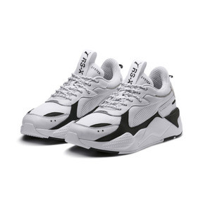 Thumbnail 3 of RS-X Trainers, Puma White-Puma Black, medium
