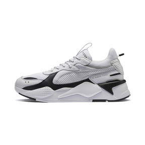 Thumbnail 1 of RS-X Trainers, Puma White-Puma Black, medium