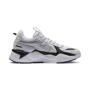 Thumbnail 6 of RS-X Trainers, Puma White-Puma Black, medium