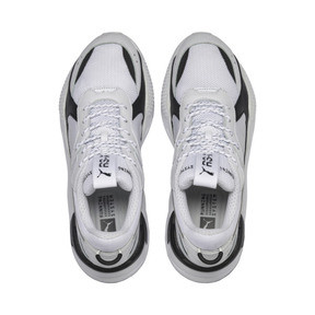 Thumbnail 7 of RS-X Trainers, Puma White-Puma Black, medium