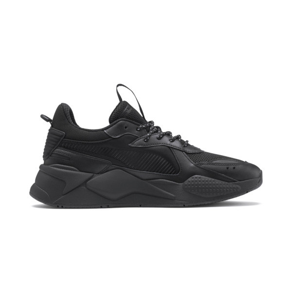RS-X Trainers, Puma Black-Puma Black, large