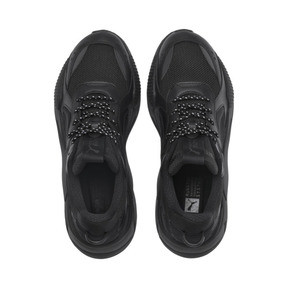 Thumbnail 6 of RS-X Trainers, Puma Black-Puma Black, medium