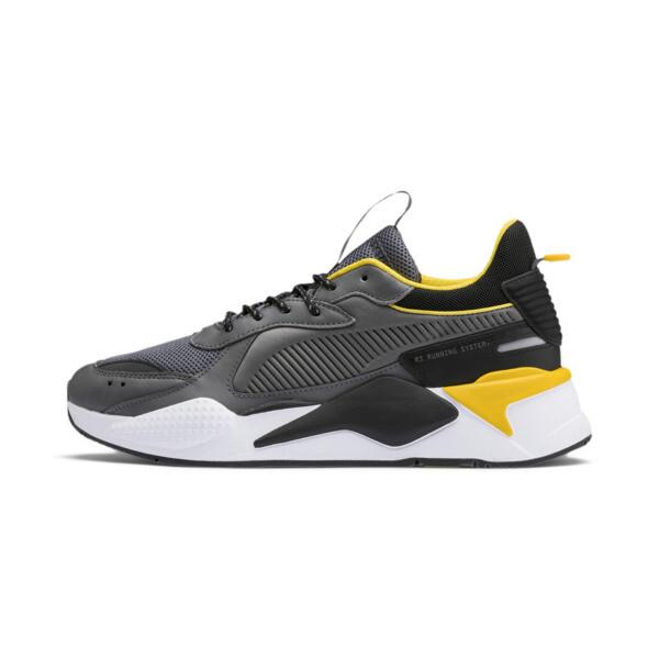 RS-X Trainers, CASTLEROCK-Puma Black, large