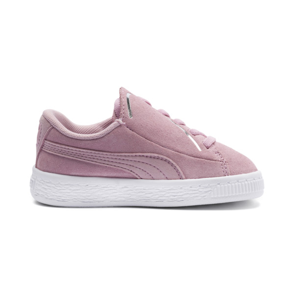 Crush Girls' Suede Baby Trainers Crush Suede Ybf76gvy