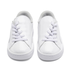 Basket Crush Patent AC Sneakers PS