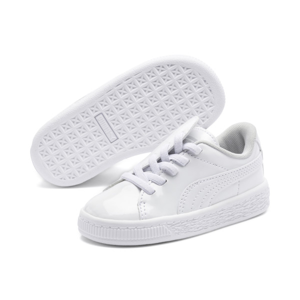 Ac Patent Little Puma Basket Shoes02 Kids' Kids Crush USVpzqM