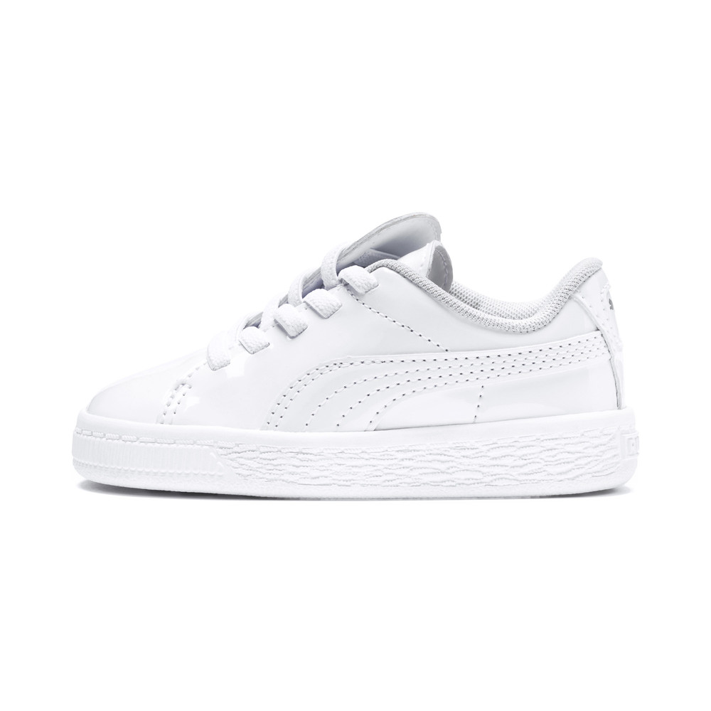 Image PUMA Basket Crush Baby Sneakers #1
