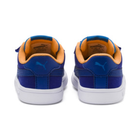 Thumbnail 3 of PUMA Smash v2 Monster Sneakers PS, Sf Th Wb-I Bunting-Ornge-Wht, medium
