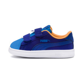 Thumbnail 1 of PUMA Smash v2 Monster Sneakers PS, Sf Th Wb-I Bunting-Ornge-Wht, medium