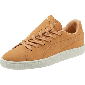 Suede Crush Studs Women's Sneakers
