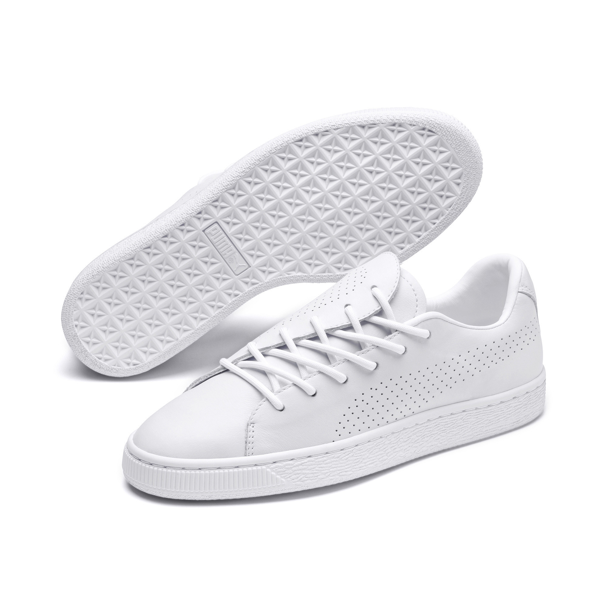 Image Puma Basket Crush Perforated Women's Sneakers #7