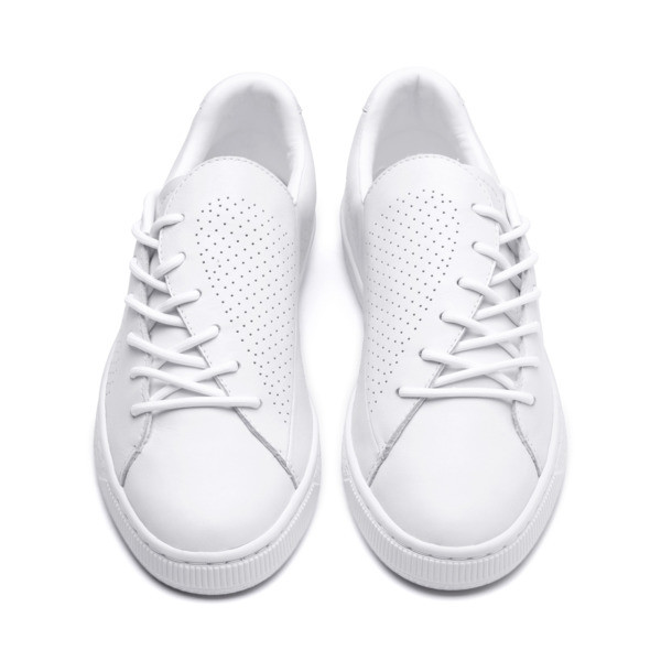 バスケット クラッシュ パーフ ウィメンズ, Puma White-Puma White, large-JPN