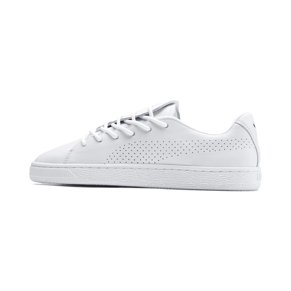 Image Puma Basket Crush Perforated Women's Sneakers #1