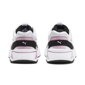 Miniaturka 3 Dziewczęce tenisówki Nova '90s Bloc, Puma Black-Puma White, średnie