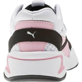 Thumbnail 3 of Nova '90s Bloc Sneakers PS, Puma Black-Puma White, medium