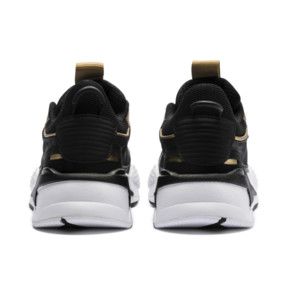 Thumbnail 3 of RS-X Trophy Youth Trainers, Puma Black-Puma Team Gold, medium